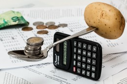 lån eller opsparing